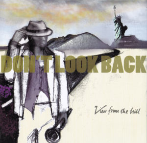 View From The Hill - Don't Look Back - Cover Art